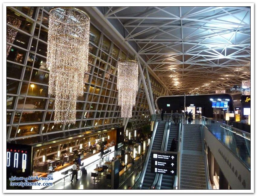 أفضل 10 مطارات في أوروبا