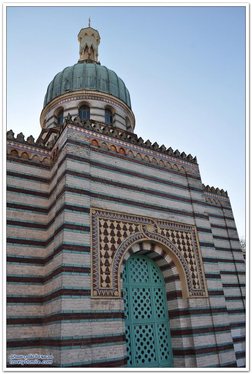 مضخة المياه-المسجد معلم سياحي بارز بألمانيا