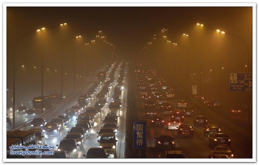 إتلاف السيارات القديمة في الصين