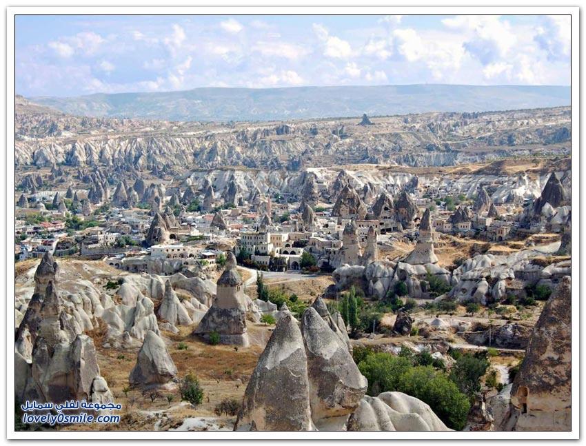معالم سياحية تاريخية حول العالم
