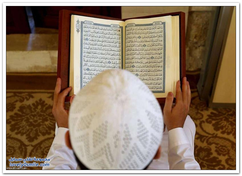 جولة في بعض الدول العربية والإسلامية خلال شهر رمضان 1436هـ