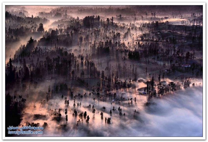 صور مذهلة للأرض من الأعلى