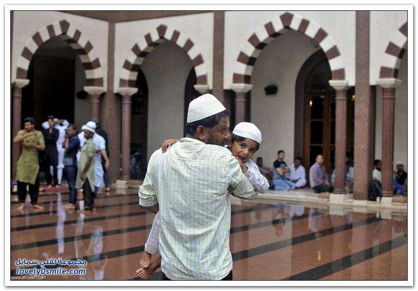 رمضان في الهند
