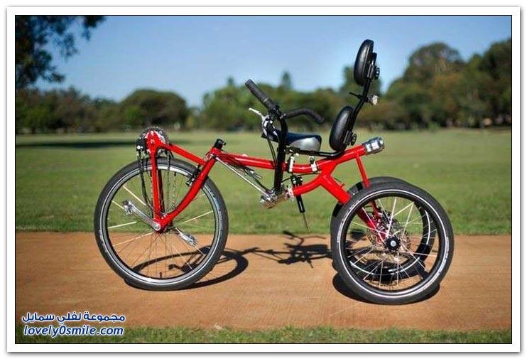 الدراجة الأكثر راحة في عالم الدراجات الهوائية