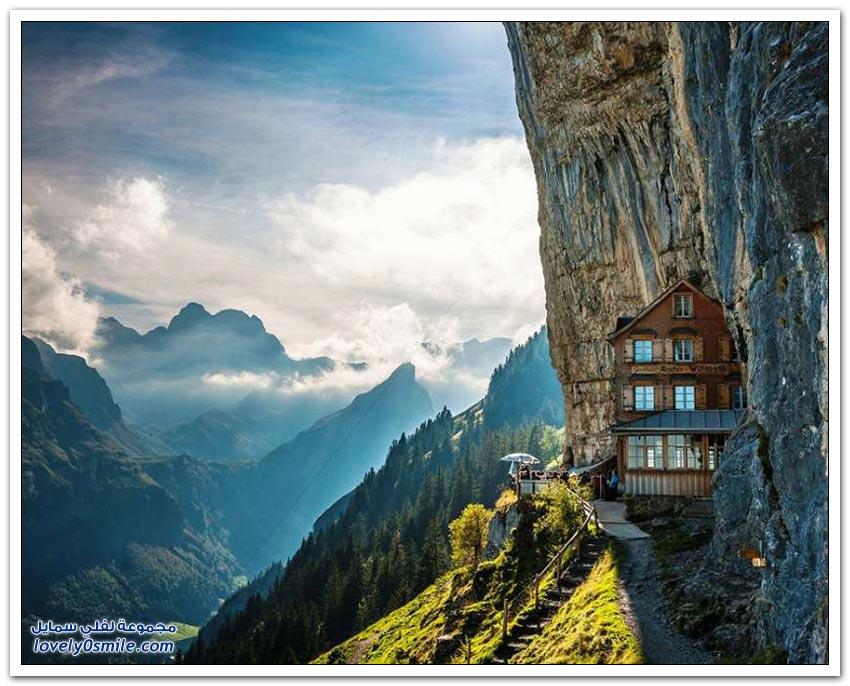 أغرب الفنادق حول العالم