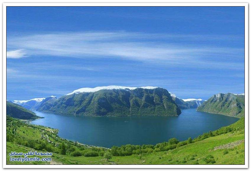 صورة رائعة من النرويج