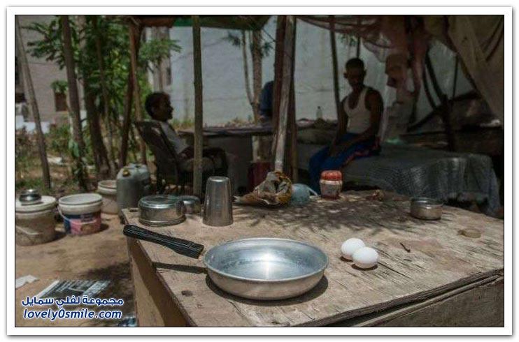 يمكنك أن تطهو البيض بدون نار في الهند