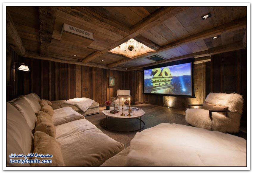 أفكار وتصاميم لمنازل رائعة حول العالم
