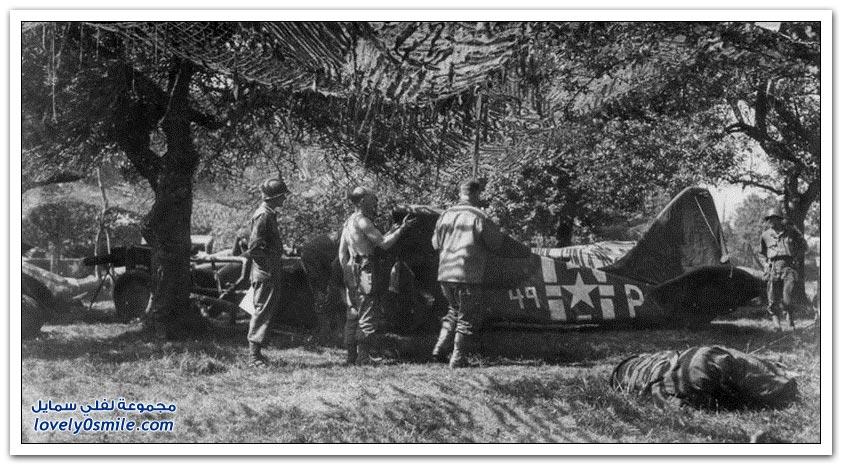 جيش الأشباح الذي خدع النازيين خلال الحرب العالمية الثانية