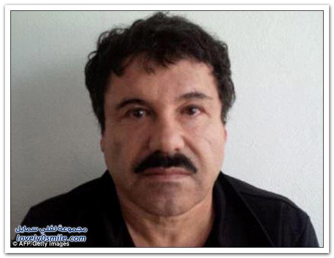 هروب أخطر زعيم عصابة تهريب مخدرات في العالم