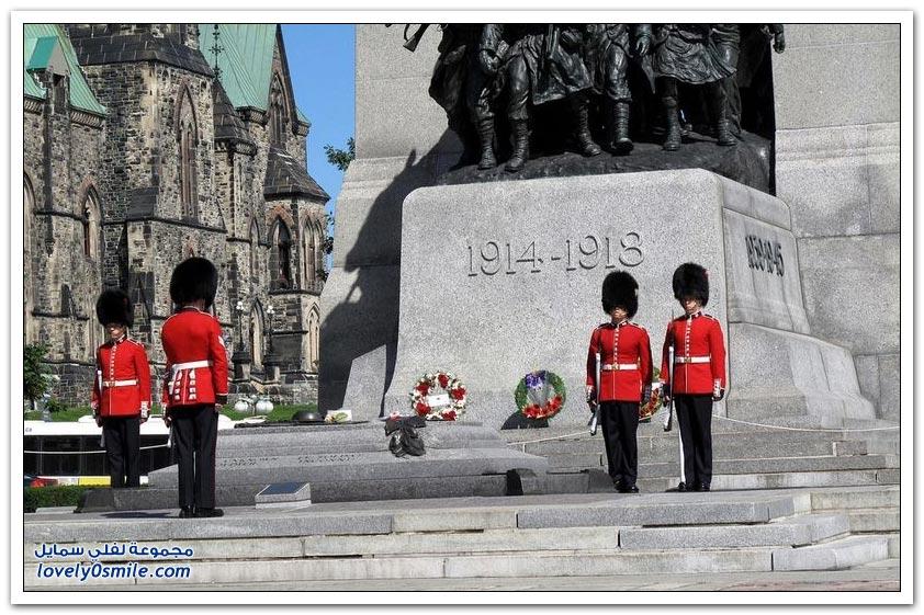 قبر الجندي المجهول في بعض دول العالم