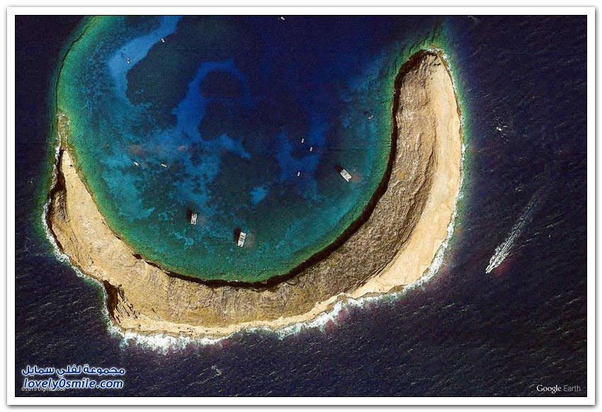صور مذهلة من جوجل إيرث