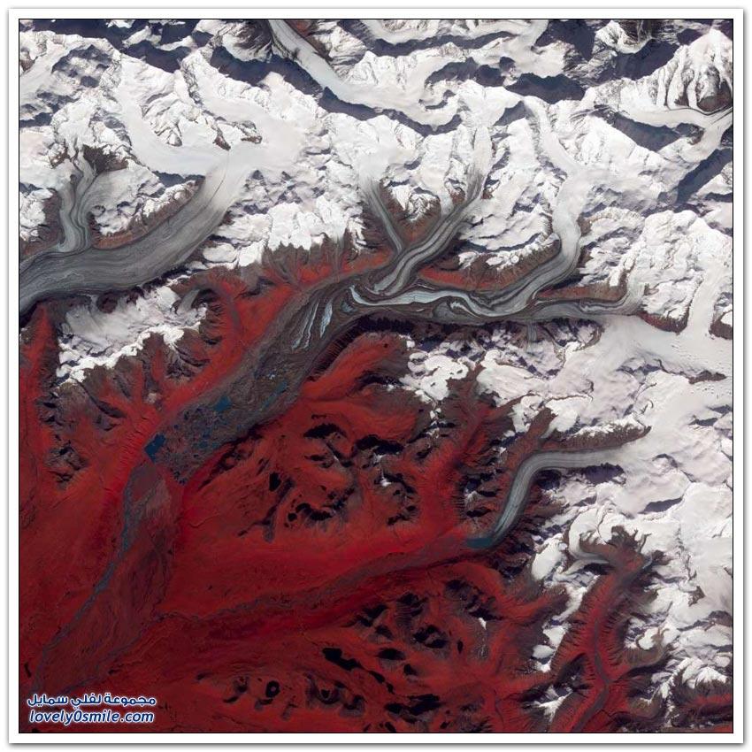 صور رائعة للأرض من الفضاء