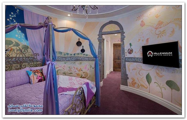 غرف أطفال رائعة