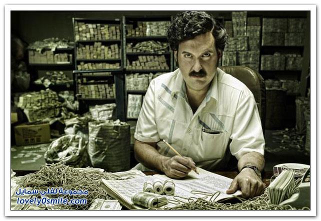 جولة داخل منزل أحد أباطرة المخدرات ملك الكوكايين