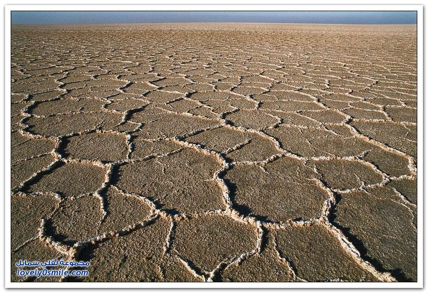 صحراء كَوير في إيران