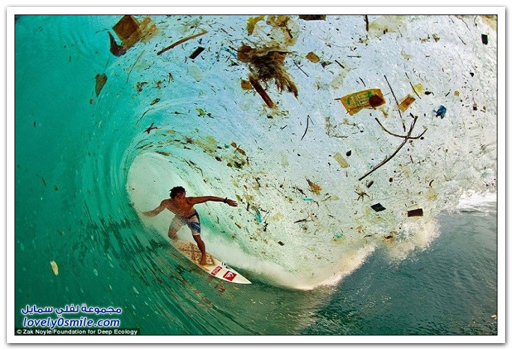 صورة تُخبرُنا أن كوكبنا في خطر