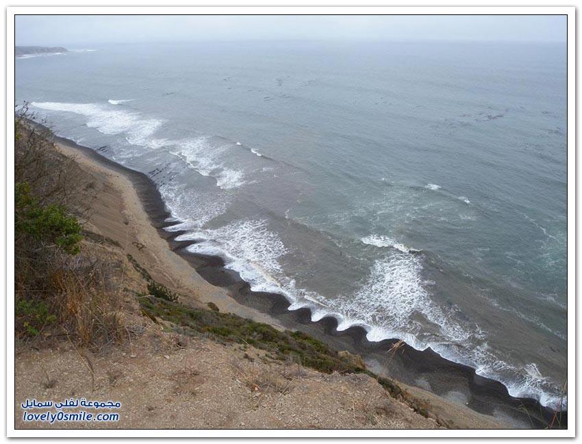 ظاهرة الأمواج المقوسة