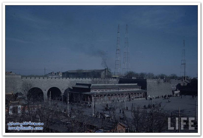 بكين عام 1946م