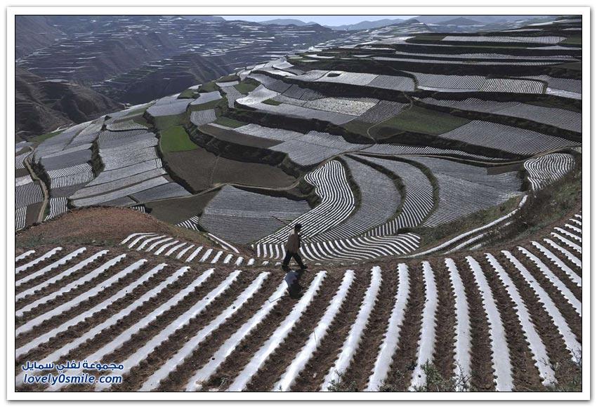 مناظر الطبيعية في الصين