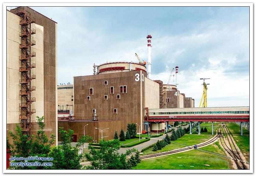 أكبر محطة طاقة نووية مُنتجة للكهرباء في روسيا