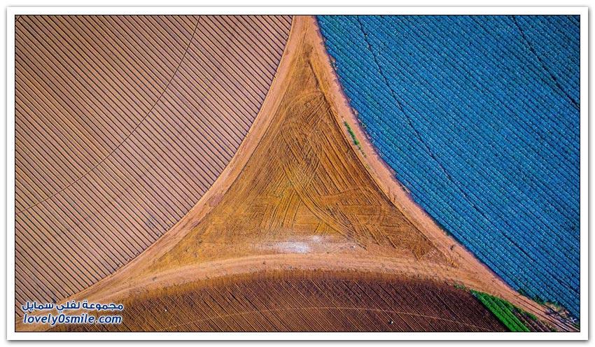 من أجمل الصور التي صُورت بطائرة بدون طيار
