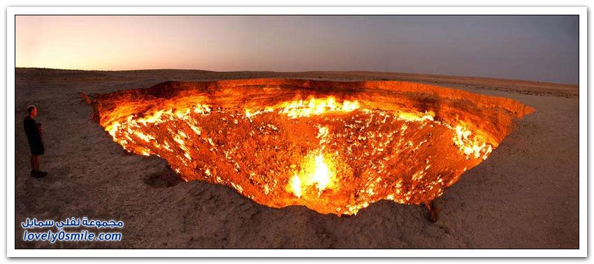 انهيارات الطُرُق وحفر ضخمة حول العالم