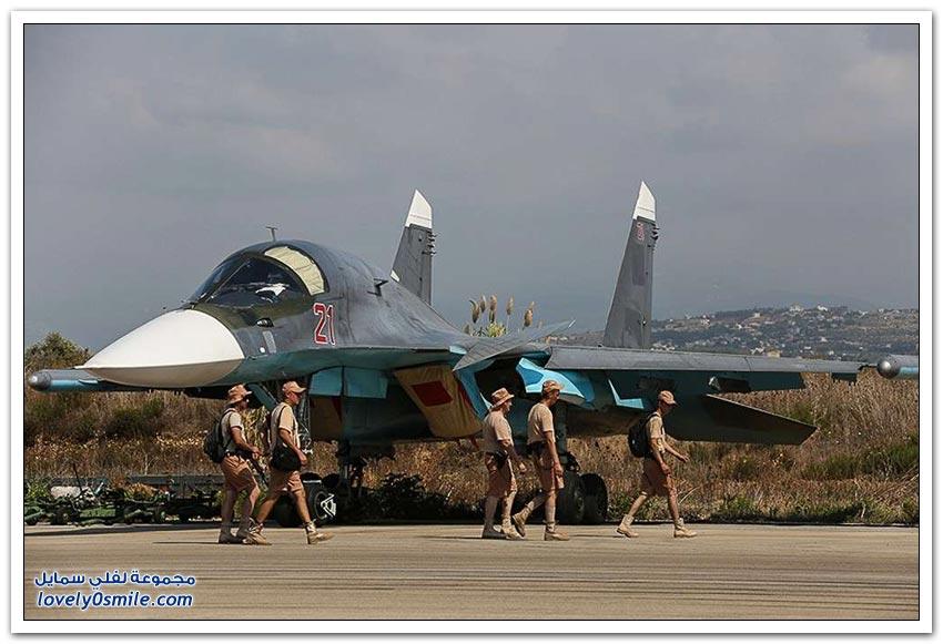 القوات الروسية في سورية .. قاتل الله الظالمين