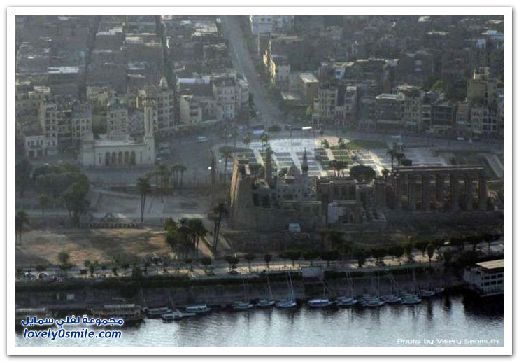 المعالم السياحية في مصر