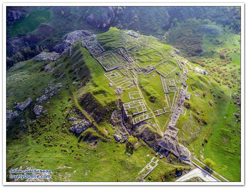 معالم تاريخية فريدة في تركيا ضمن قائمة اليونسكو للتراث العالمي