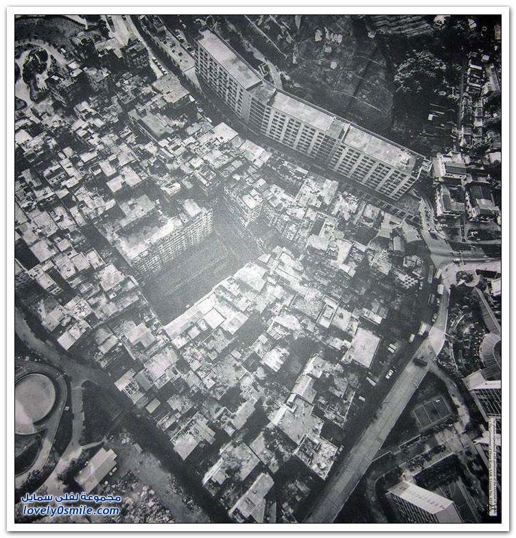 تعرف على كولون المدينة الأكثر ازدحامًا في العالم