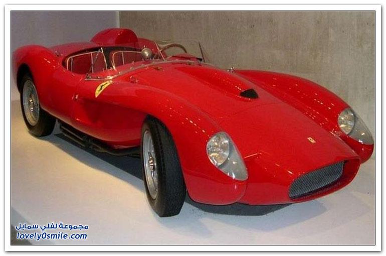 السيارات القديمة التي قيمتها بملايين الدولارات