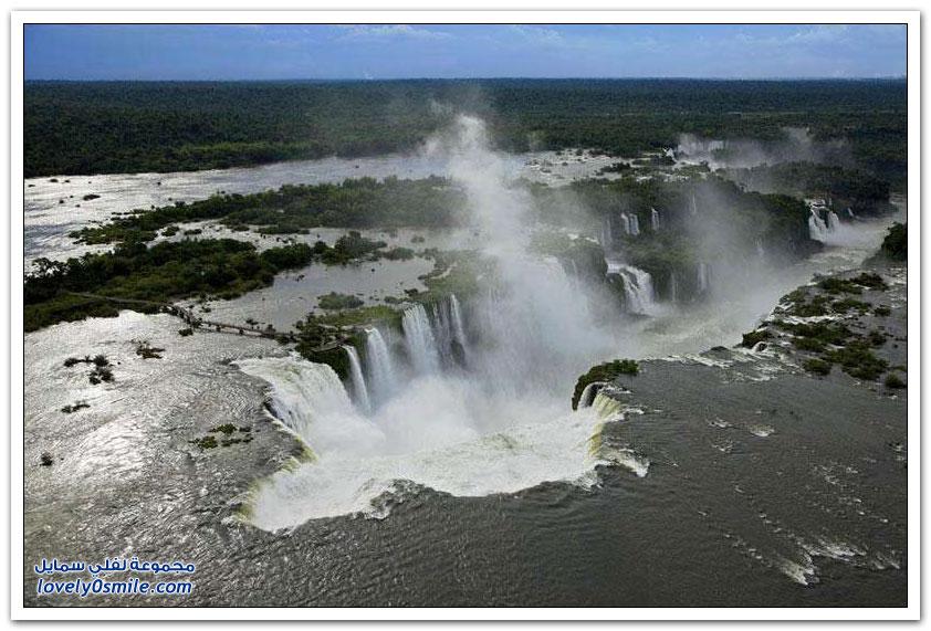 صور من المصور العالمي يان أرتوس محترف التصوير الجوي
