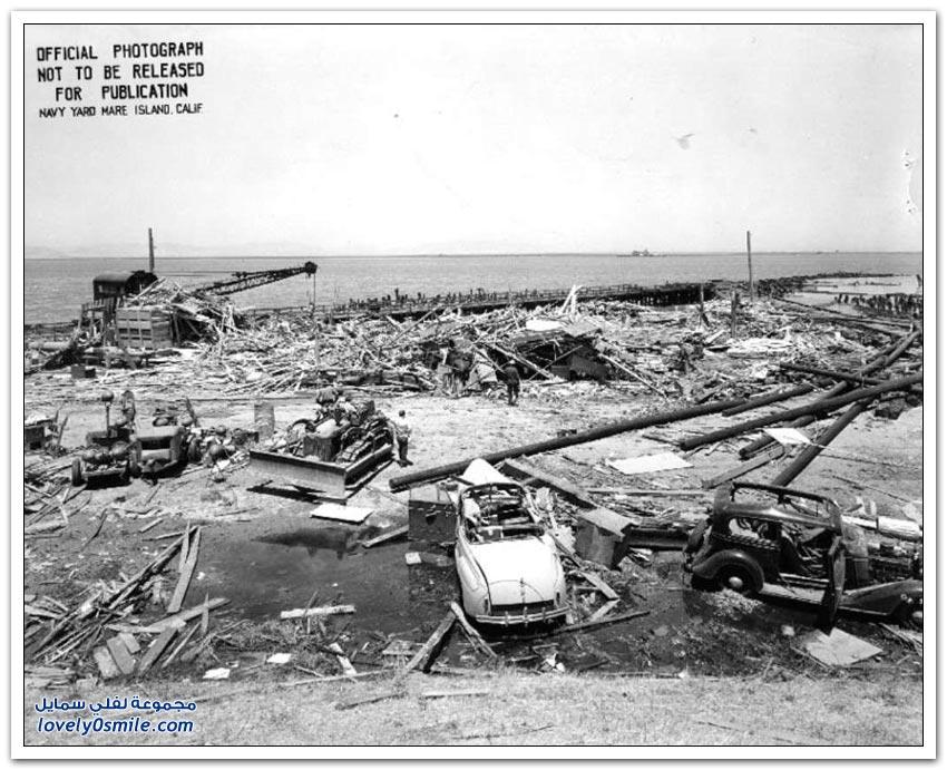 كارثة ميناء شيكاغو