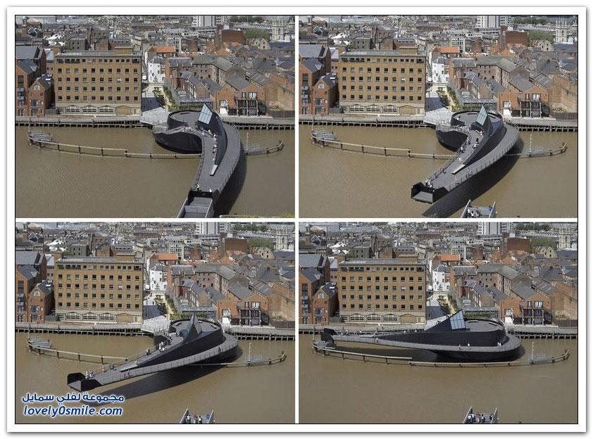 جسر مقياس لين