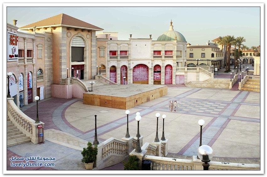 شرم الشيخ وكأنها مدينة أشباح