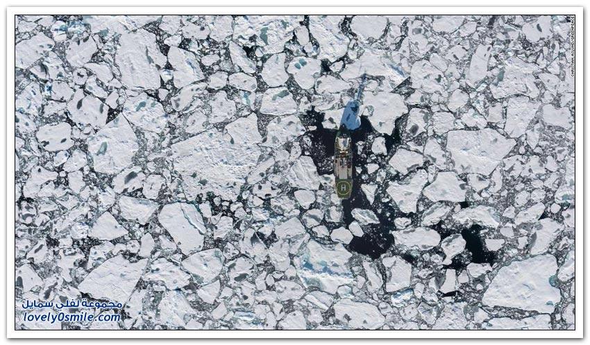 أبرز الصور العالمية لعام 2015 حسب تصنيف قناة سي إن إن