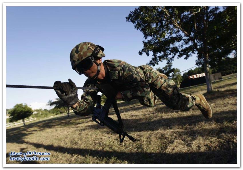أكثر التدريبات العسكرية قساوة في العالم