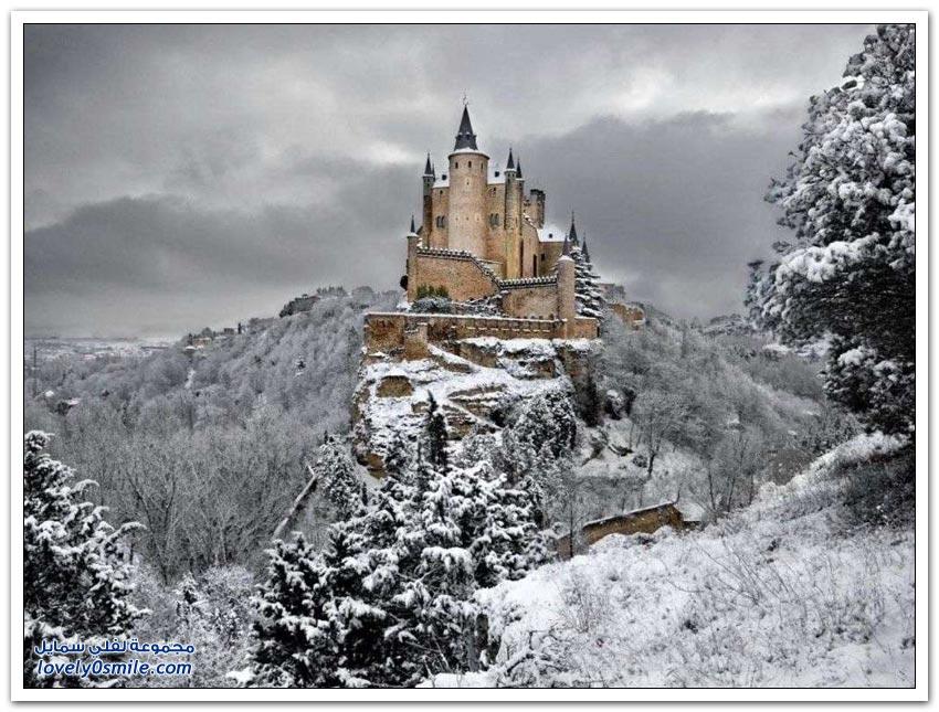 صور الشتاء في بعض دول العالم