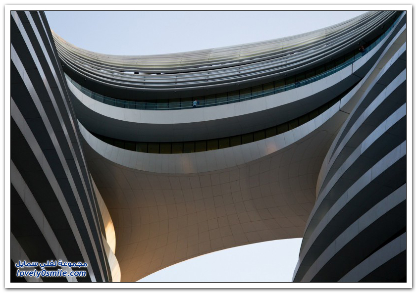 المشاريع المعمارية للمهندسة زها حديد حول العالم