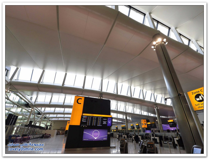 عشرة مطارات من أفضل المطارات في العالم
