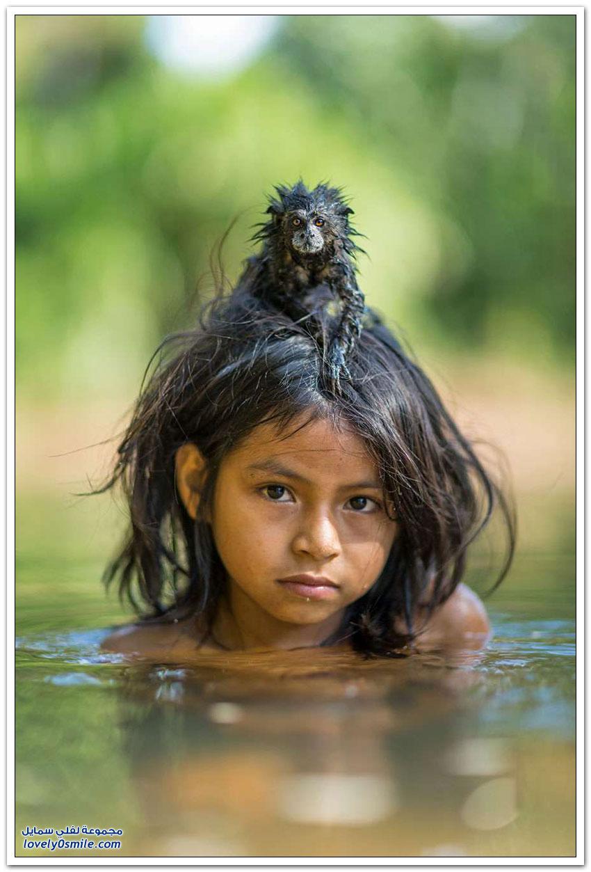 أفضل الصور لعام 2016م وفقاً لمجلة ناشيونال جيوغرافيك