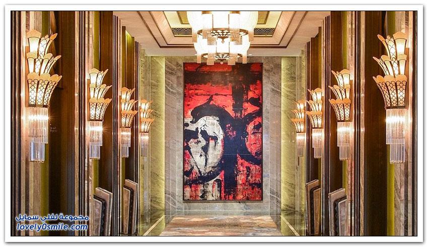 أول فندق 7 نجوم في الصين