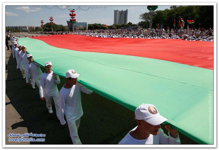 احتفالات بعض بلدان العالم بيوم الاستقلال