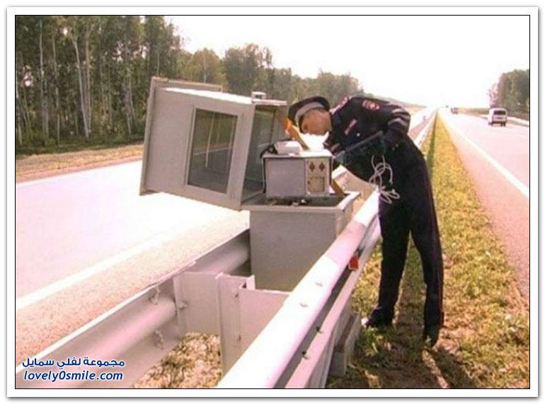 كاميرات ساهر في روسيا