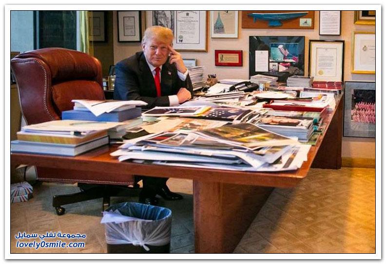 منزل الرئيس الأمريكي دونالد ترامب