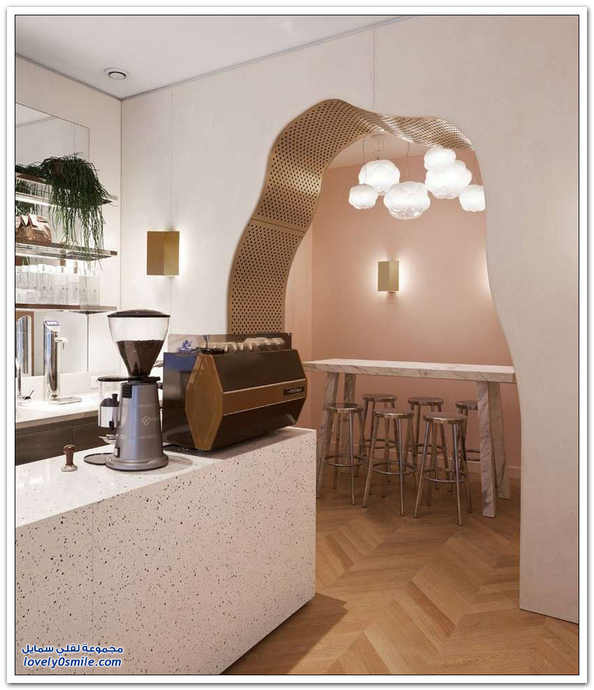 أجمل 10 مطاعم من حيث التصميم الداخلي حول العالم لعام 2016م