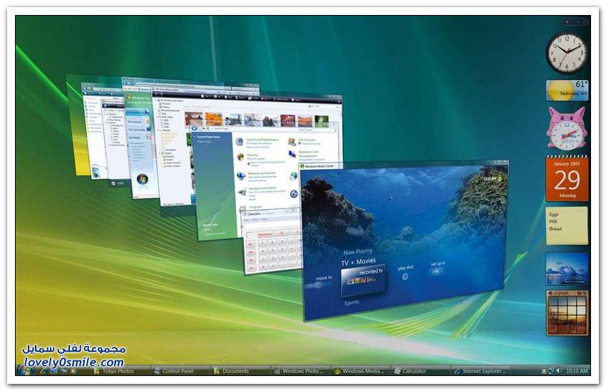 صور لتاريخ ويندوز من أول إصدار وحتى عام 2016م