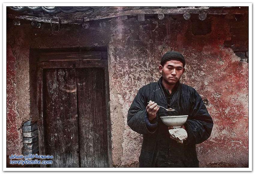 الصين عام 1984م