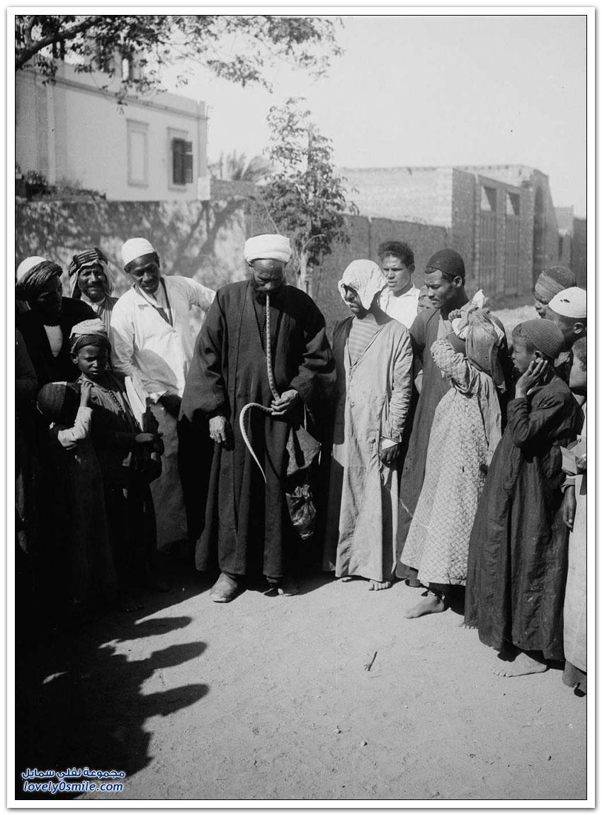 صور القاهرة بين عامي 1900-1936م